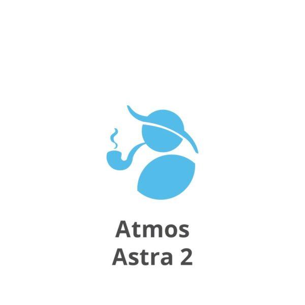 וופורייזר Atmos Astra 2 אטמוס אסטרה 2