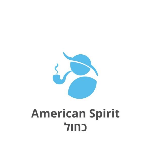אמריקן ספיריט כחול