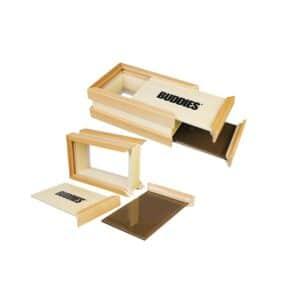 Buddies® Sifter Box Medium באדיז קופסאת אבקנים בינונית