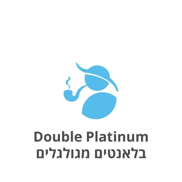 Double Platinum בלאנטים לגלגול במגוון טעמים