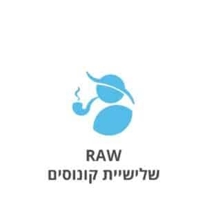 RAW Classic שלישיית קונוסים גדולים