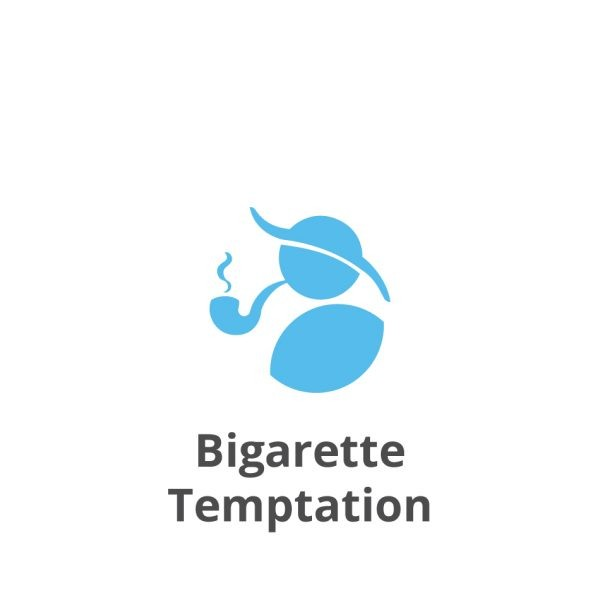 Bigarette Temptation סיגריות צמחיות
