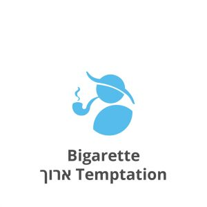 Bigarette Temptation סיגריות צמחיות ארוכות