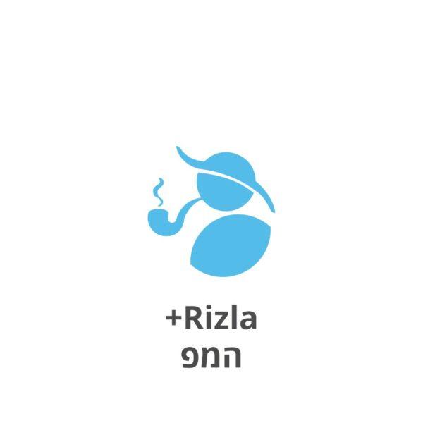 Rizla+ המפ