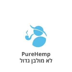 PureHemp לא מולבן גדול
