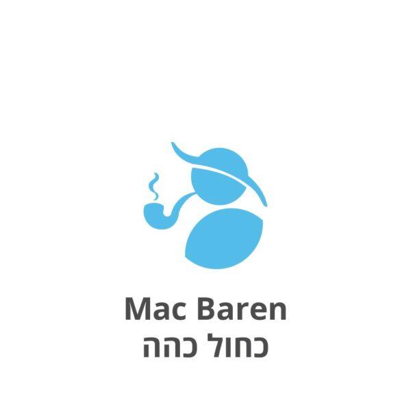 מק-בארן כחול כהה