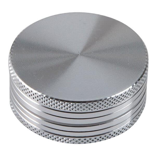 אביזרי עישון קנאביס - גריינדר 2 חלקים בינוני אלומיניום