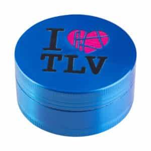 גריינדר מתכת I ♥ TLV