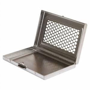 קופסאת אחסון עם מכסה גריינדר