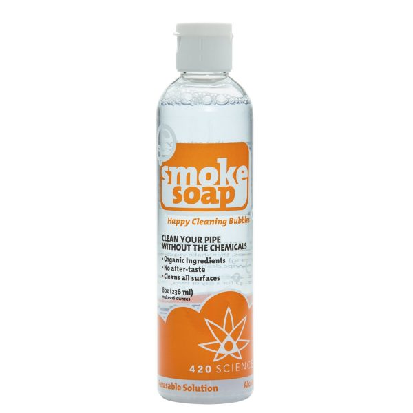 Smoke Soap סבון לניקוי אמצעי עישון קטן