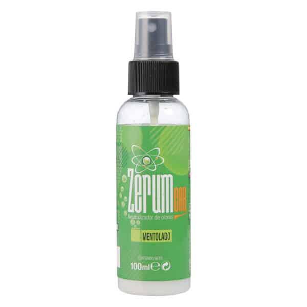 Zerum Car ספריי למניעת ריח - מנטה