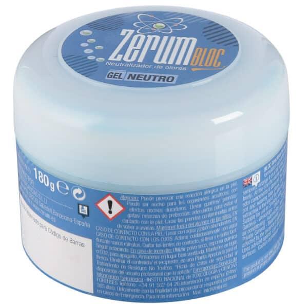 Zerum Bloc ג'ל למניעת ריח - טבעי