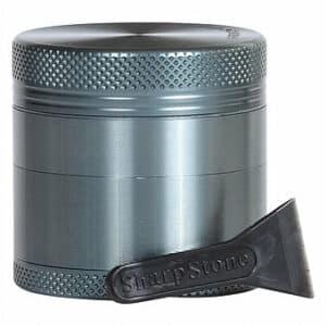 """טבק עבודי - שארפ-סטון 4 חלקים 38.1 מ""""מ בצבע כחול"""