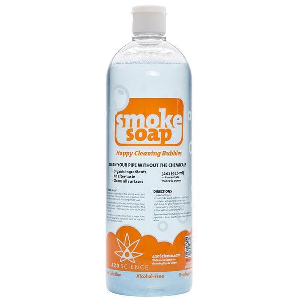 Smoke Soap סבון לניקוי אמצעי עישון גדול