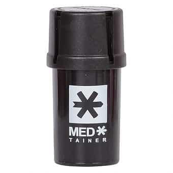 גריינדרים - MED* קופסאת אחסון + גריינדר אטום לריח