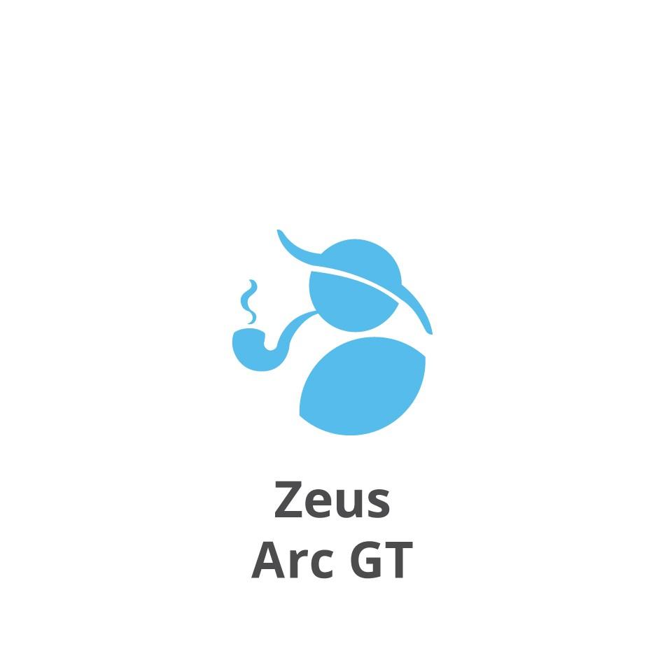Zeus Arc GT Vaporizer וופורייזר זאוס ארק ג'יטי