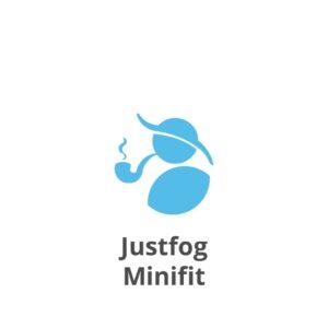 ג'סטפוג מיניפיט ערכה למתחילים Justfog Minifit Starter Kit