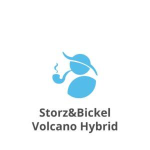 וופורייזר Storz&Bickel Volcano Hybrid סטורז אנד ביקל - וופורייזר וולקנו היברידי