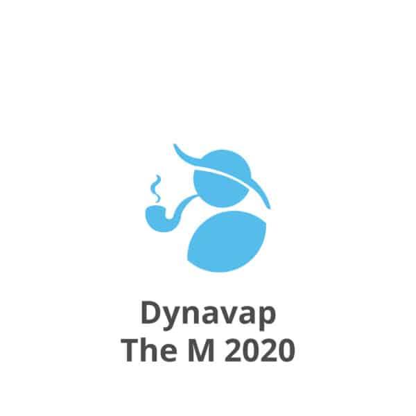 Dynavap The M 2020 Vaporizer וופורייזר דיינאוואפ אמ 2020