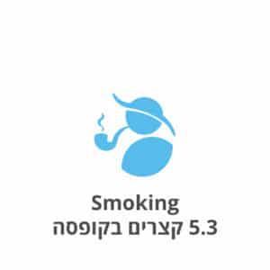 "Smoking פילטרים 5.3 מ""מ בקופסה"