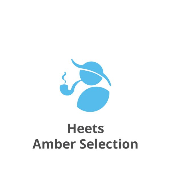Heets Flavors Amber Selection היטס סיגריות מילוי אמבר סלקשן
