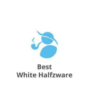 Best White Halfzware בסט וואיט הלפזוואר