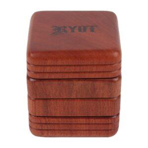 RYOT 4pc All Wood Grinder ריוט גריינדר עץ 4 חלקים
