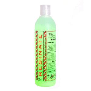 "Resinate Cleaning Solution 350ml רזינייט נוזל ניקוי לכלי עישון 350 מ""ל"