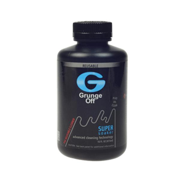 "Grunge Off Super Soaker 470ml גראנג' אוף נוזל נקיון לכלי עישון וופורייזרים 470 מ""ל"
