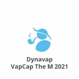 Dynavap VapCap The M 2021 Vaporizer וופורייזר דיינאוואפ אמ 2021