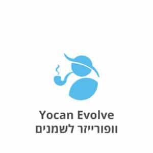 Yocan Evolve Vape יוקאן איוולב וופורייזר לאידוי שמנים
